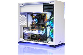 Thermaltake Floe Riing RGB 240 TT Premium Edition AiO Kompakt-Wasserkühlung