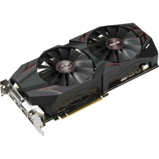 ASUS Cerberus GeForce GTX 1070 Ti Advanced, CERBERUS-GTX1070TI-A8G, 8GB GDDR5, DVI, 2x HDMI, 2x DisplayPort