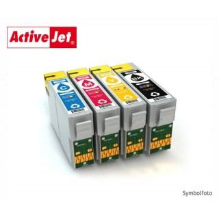 ActiveJet AB-1000YR Refill für Brother LC970Y/LC1000Y yellow
