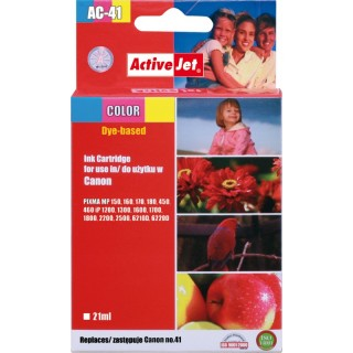 ActiveJet AH-343R Refill für HP No.343 color