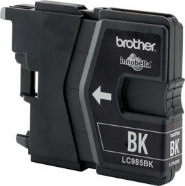 Brother LC-985BK schwarz