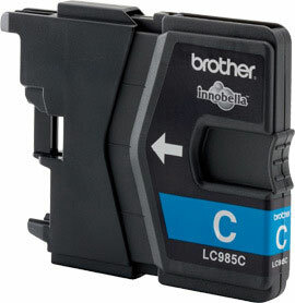Brother LC-985C cyan