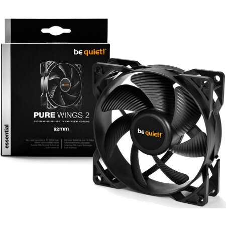 be quiet! Pure Wings 2, 92mm