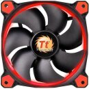Thermaltake Riing 12 LED rot, 120mm