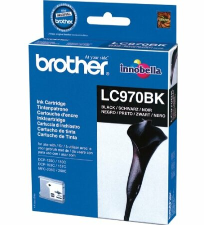 Brother LC-970BK schwarz
