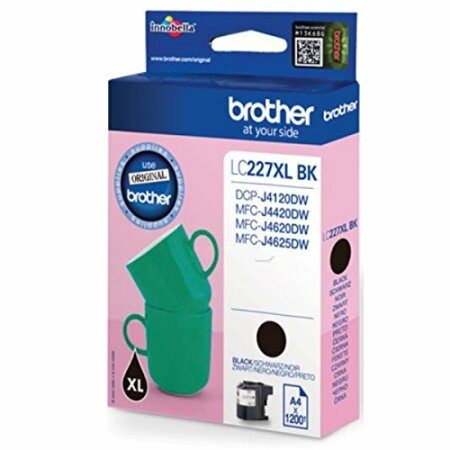 Brother LC227XLBK schwarz