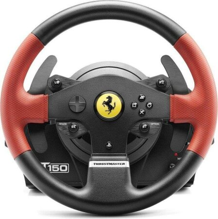 Thrustmaster T150 Ferrari Force Feedback (PS4/PS3/PC)