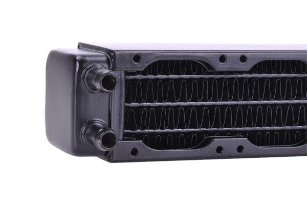 alphacool nexxxos xt45 full copper 40mm dual radiator 39 95. Black Bedroom Furniture Sets. Home Design Ideas