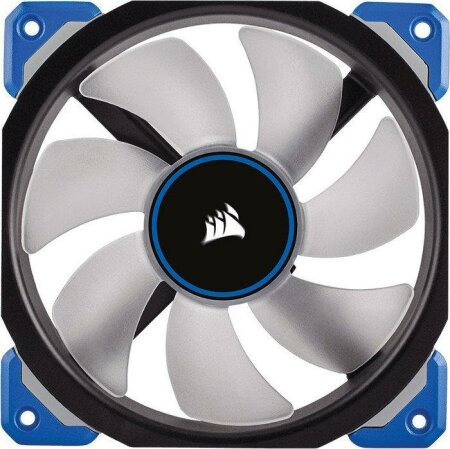 Corsair ML Series ML120 PRO LED Blue Premium Magnetic Levitation Fan