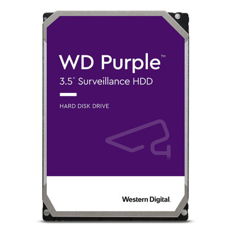 WD Purple 2TB, SATA 6Gb/s