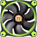 Thermaltake Riing 12 LED grün, 120mm, 3er-Pack