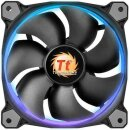 Thermaltake Riing 14 LED RGB, 140mm, 3er-Pack