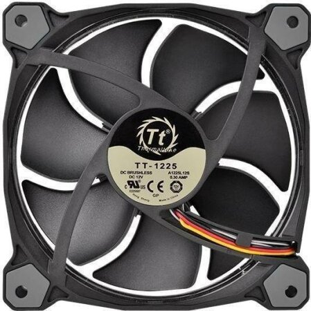 Thermaltake Riing 12 LED RGB, 120mm, 3er-Pack