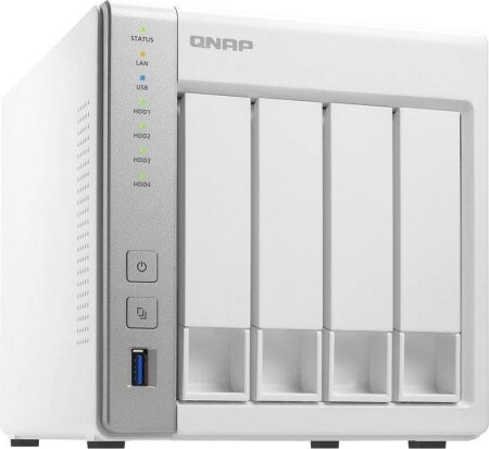 QNAP Turbo Station TS-431P (ohne HDDs)