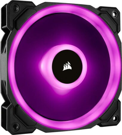 Corsair LL Series LL120 RGB, 120mm, 3er-Pack, LED-Steuerung