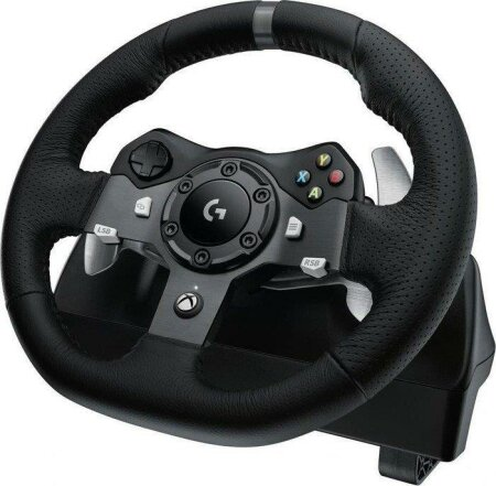 Logitech G920 Driving Force, USB (PC/Xbox One)
