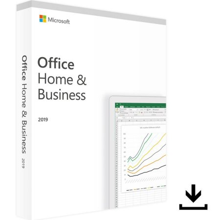 Microsoft Office 2019 Home and Business, ESD (multilingual) (PC)