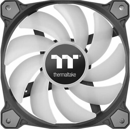 Thermaltake Pure 12 ARGB Sync Radiator TT Premium Edition, 120mm, 3er Pack, LED-Steuerung