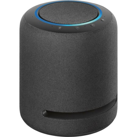 Amazon Echo Studio, schwarz