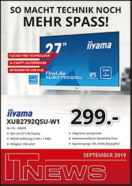 neon Flyer IT News | neon COMPUTER GmbH | NEON24.DE